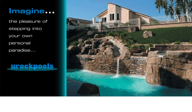 Urock Pools brochure