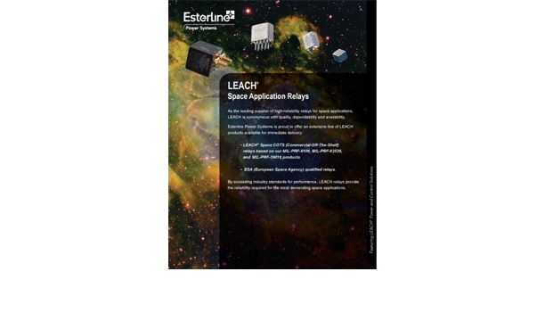 Leach Space brochure
